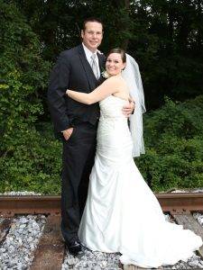 Warren and Aly. (Photo: Courtesy of Clair Pruitt Photography