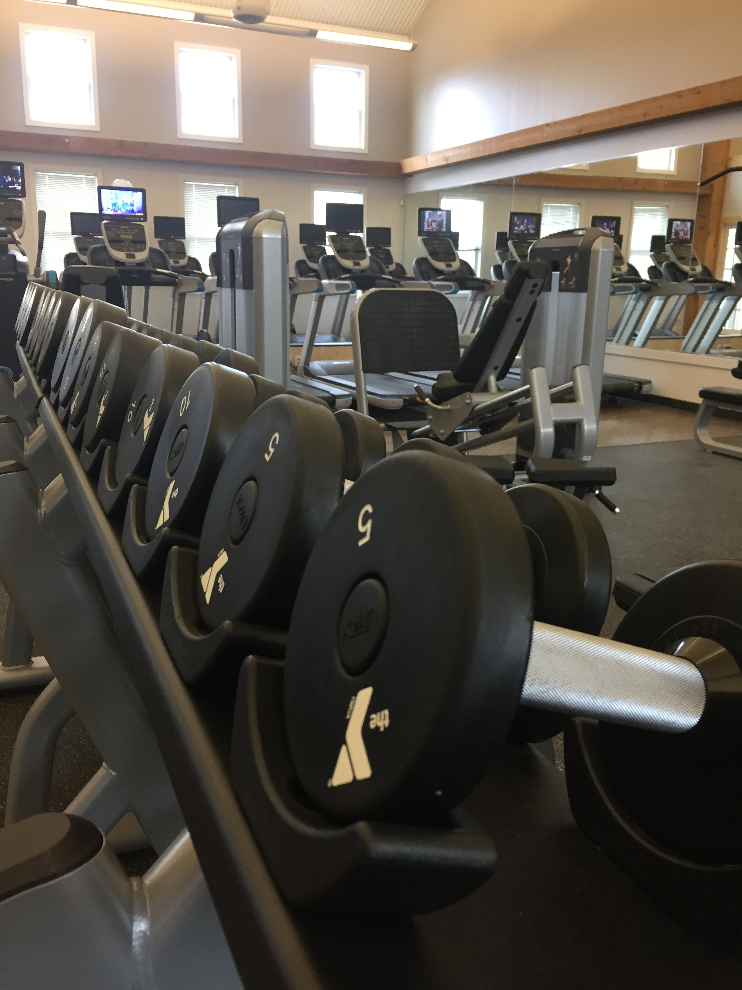 Fitness Center at Middletown YMCA